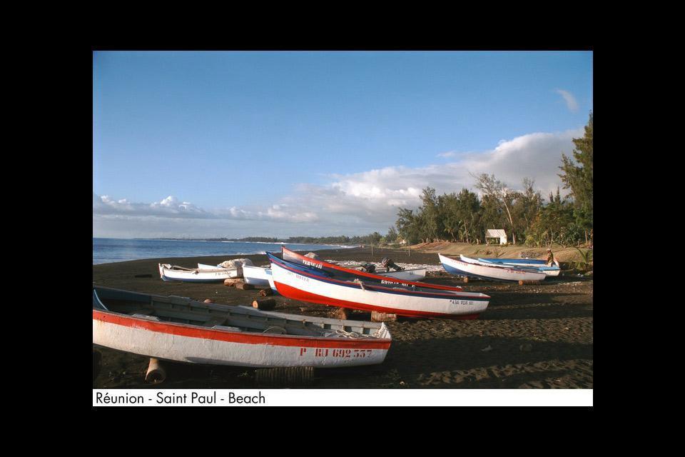 Saint Paul, città più importante del sud dell'isola, era l'antica capitale