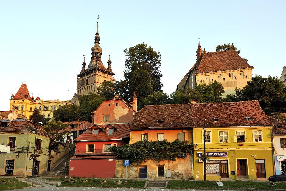 With its romantic and medieval charm, this old Saxon city is one of the jewels of Romania.