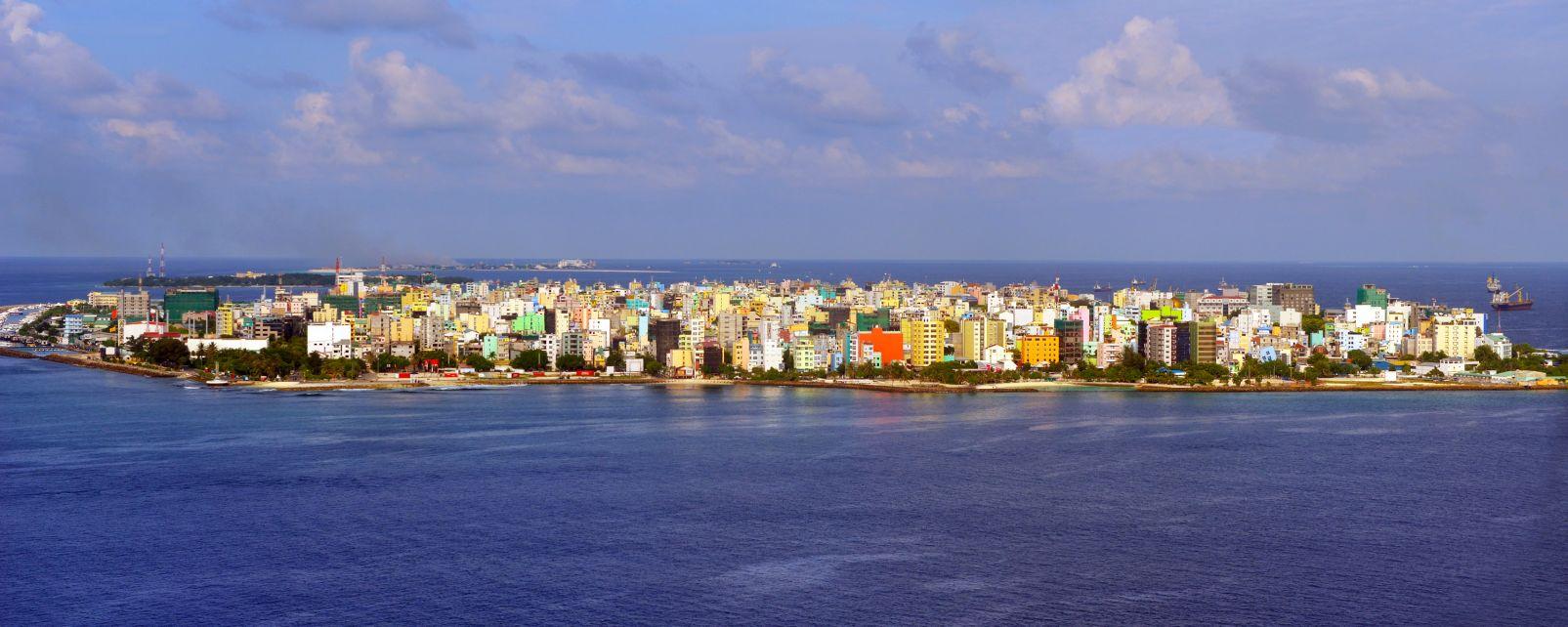 Océan Indien; Maldives; Malé;