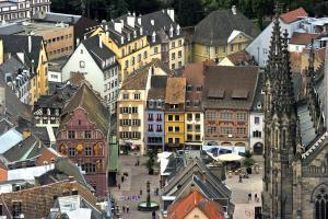 Europe; France; Alsace; Mulhouse;