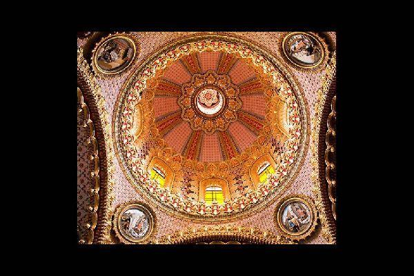 Une chapelle a été érigée dans l'enceinte de la Cathédrale