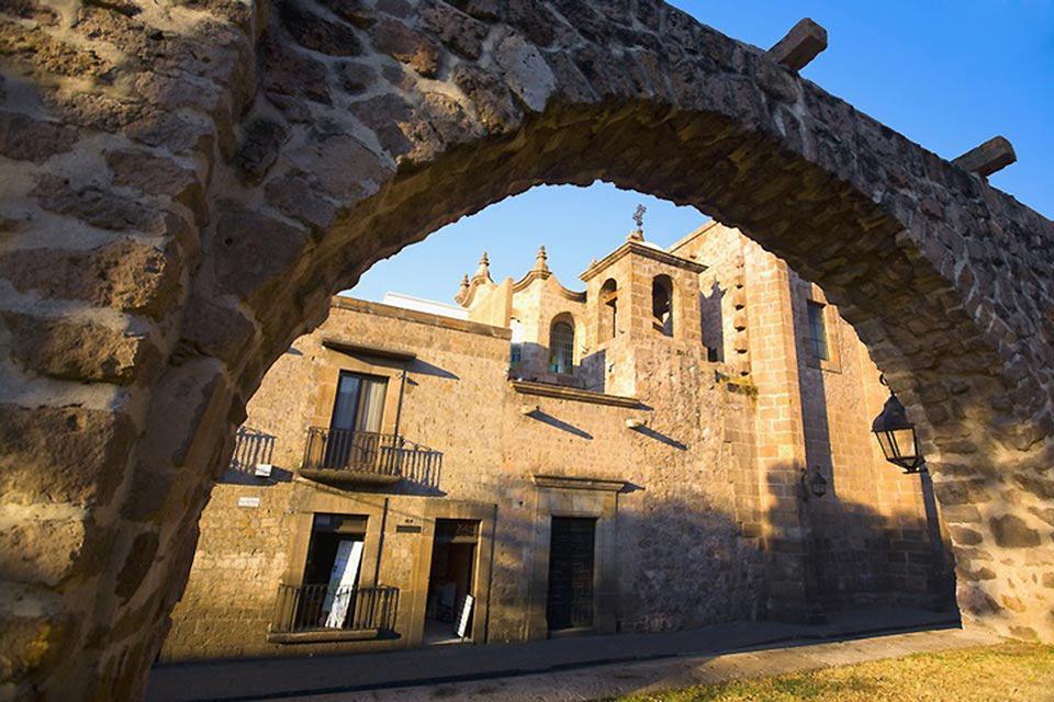 Presque tous les sites touristiques sont présents dans le centre de Morelia.