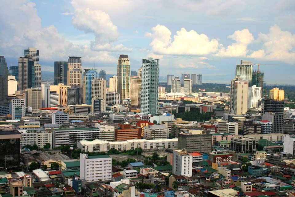 Manila is one of the most heavily populated cities in the world.