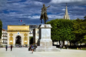 Europe; France; Languedoc-Roussillon; Montpellier;