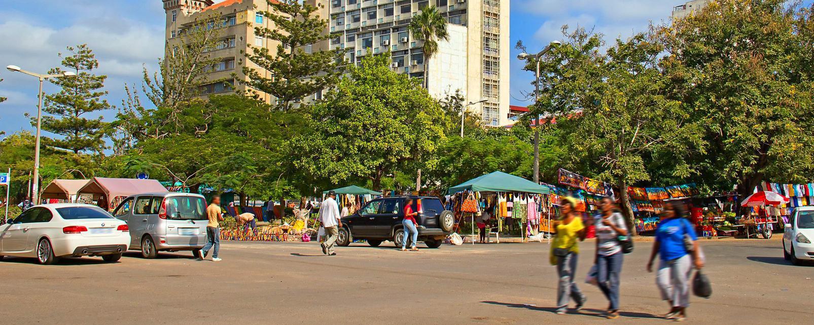 Afrique; Mozambique; Maputo;