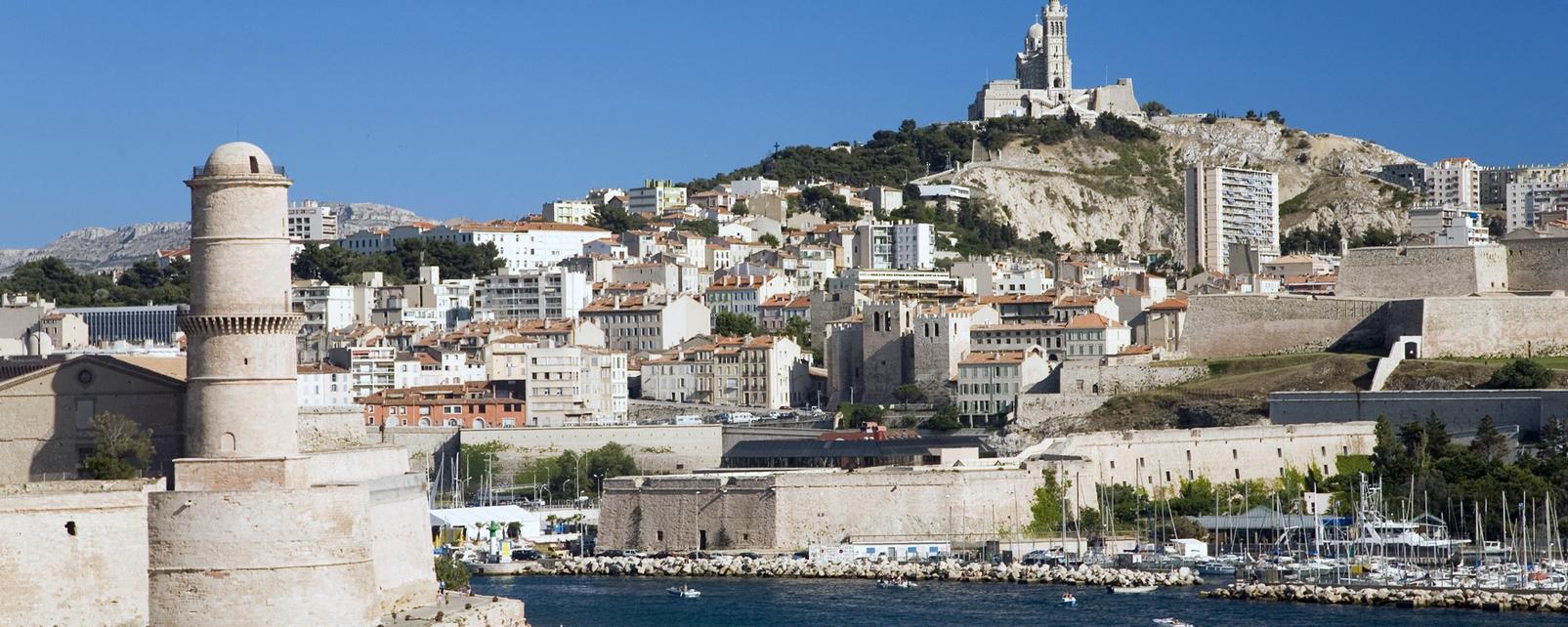 Europe; France; Provence Alpes Côte d'Azur; Marseille;