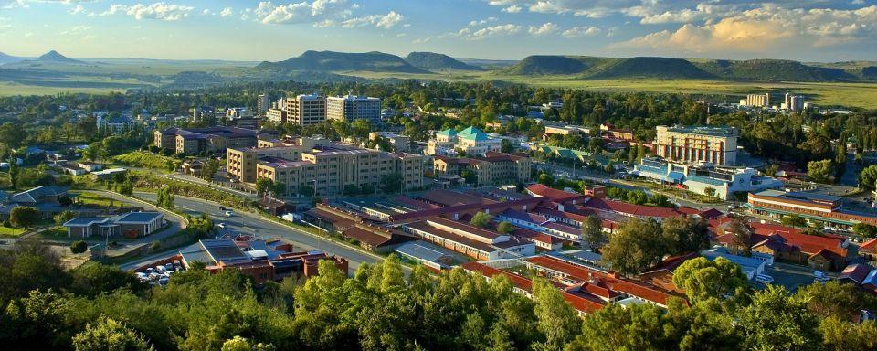 Afrique; Lesotho; Maseru;