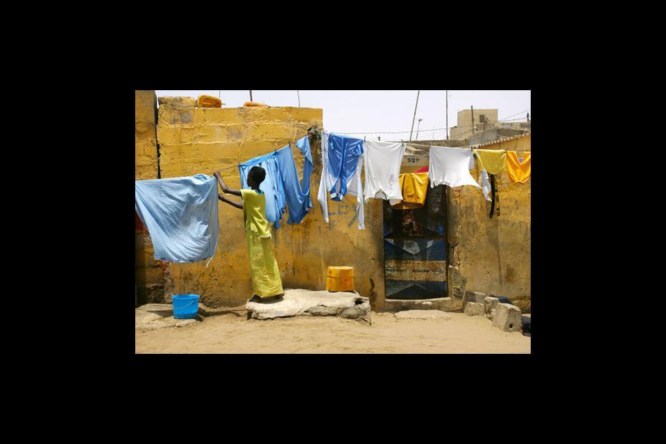 Un paseo por las calles de la ciudad te permitirá disfrutar y conocer el día a día de los senegaleses