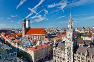 Europe; Allemagne; Munich;