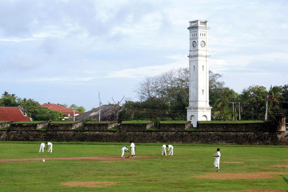 Cricket is the N°1 sport in Sri Lanka. The national team excels in this discipline.
