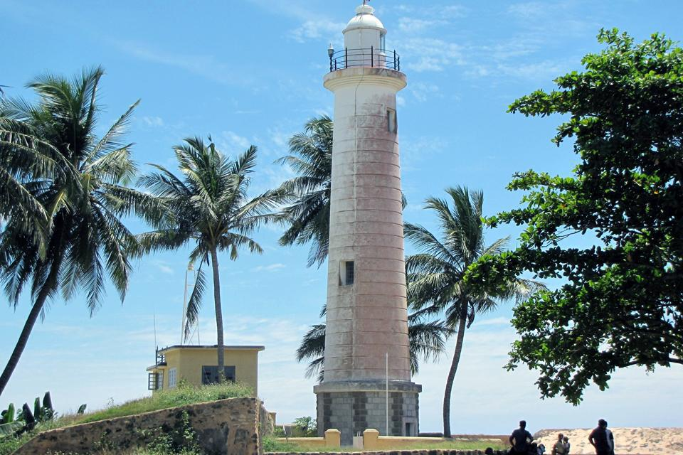 Before being superseded by Colombo, Galle was the most prolific city in the country.