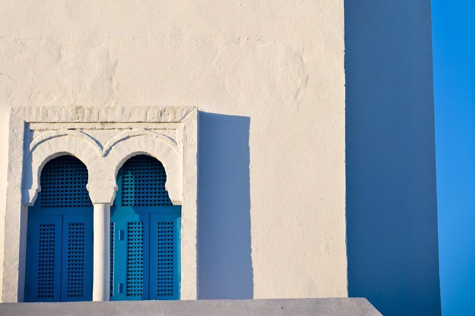 The charm and authenticity of Kairouan is displayed in the architecture of its traditional houses.
