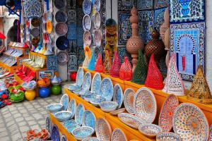 Afrique; Tunisie; Nabeul;