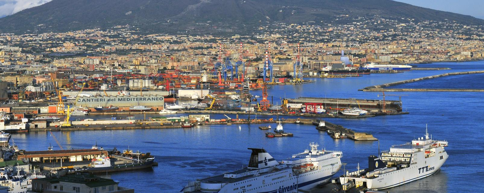 Europe; Italie; Campanie; Naples;