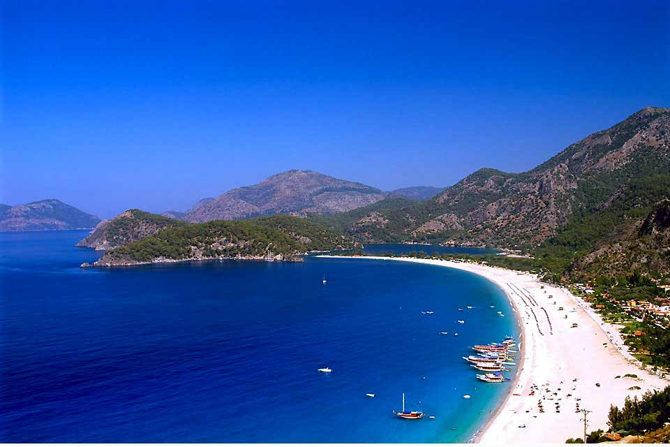A region perhaps best known for the 'blue lagoon' at Olu Deniz, Fethiye is one of Turkey's most popular tourist destinations. Besides the all-inclusive holiday resorts and bars serving 'English breakfast,' modern Fethiye is actually the site of the ancient city of Telmessos, making it a historical hotspot with origins going back to the 5th century BC. Today, holidaymakers flock to Fethiye for its jaw-dropping ...