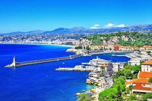 Europe; France; Provence Alpes Côte d'Azur; Nice;