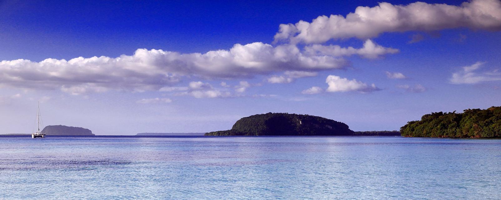 Océan Pacifique; Vanuatu; Santo;