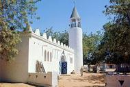 La capitale du Tchad a souffert de la guerre, mais présente encore de beaux restes.