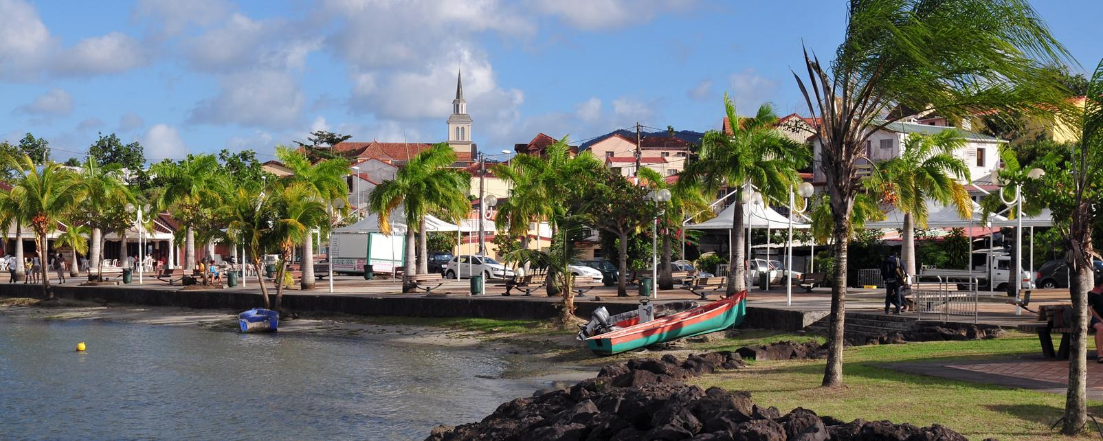 Les Trois Ilets, Martinique