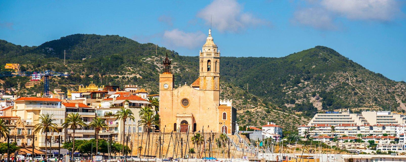 Sitges, Catalogne, Espagne, Sitges