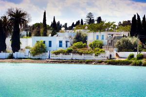 Afrique; Tunisie; La Marsa;