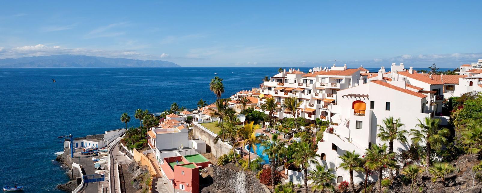 Puerto De Santiago Teneriffa Hotels