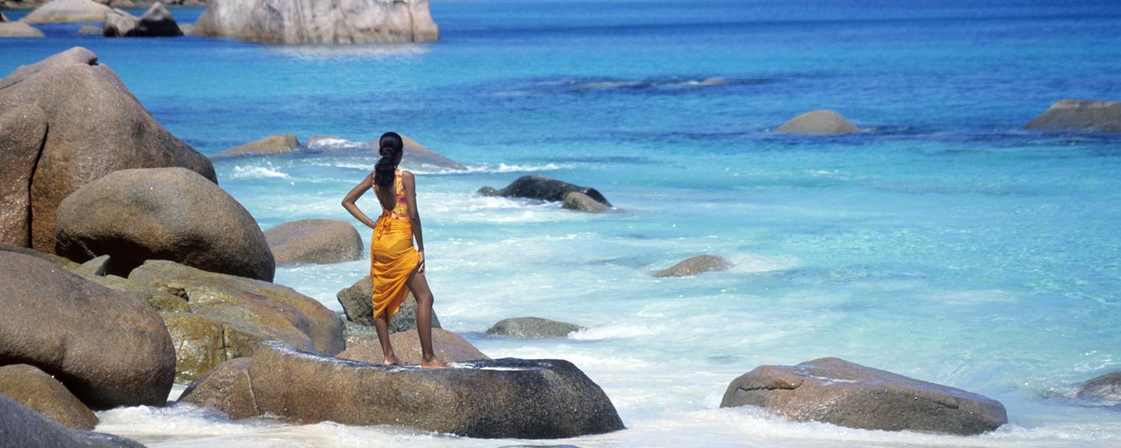 Océan Indien; Seychelles; Praslin;