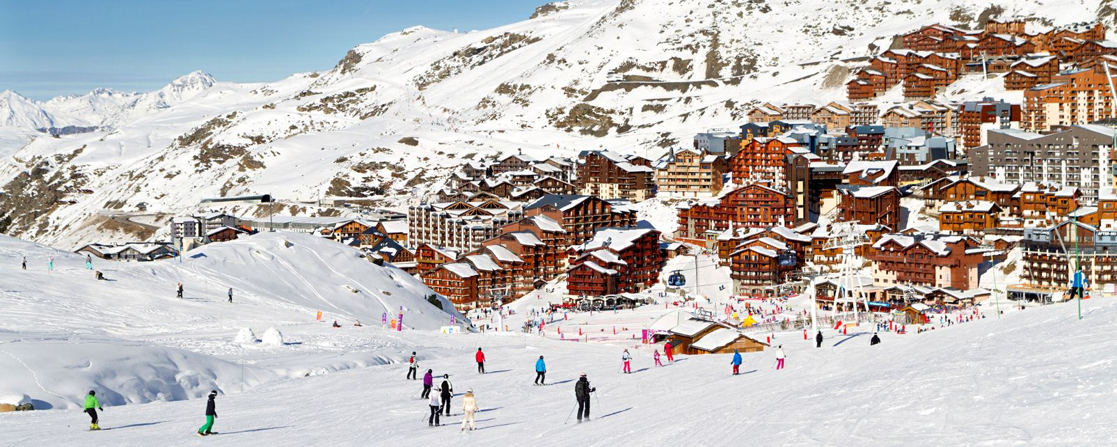 Travel To Val Thorens France Val Thorens Travel Guide