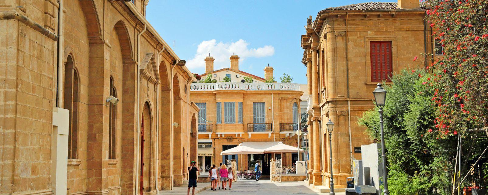 Nicosie, Chypre,