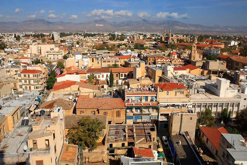 Although Larnaca and Limassol have continued to gain power, Nicosia remains a major economic center of the island; the streets of the old city are teeming with stalls.