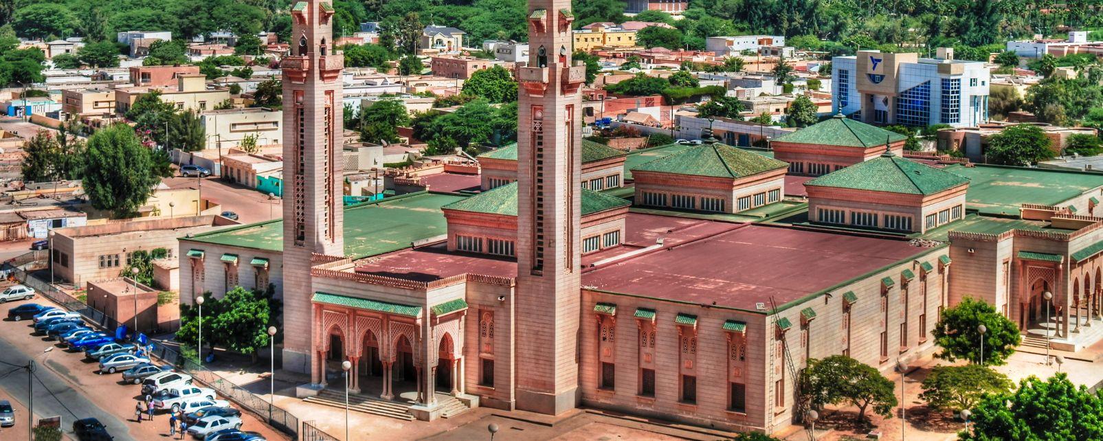 Afrique; Mauritanie; Nouakchott;