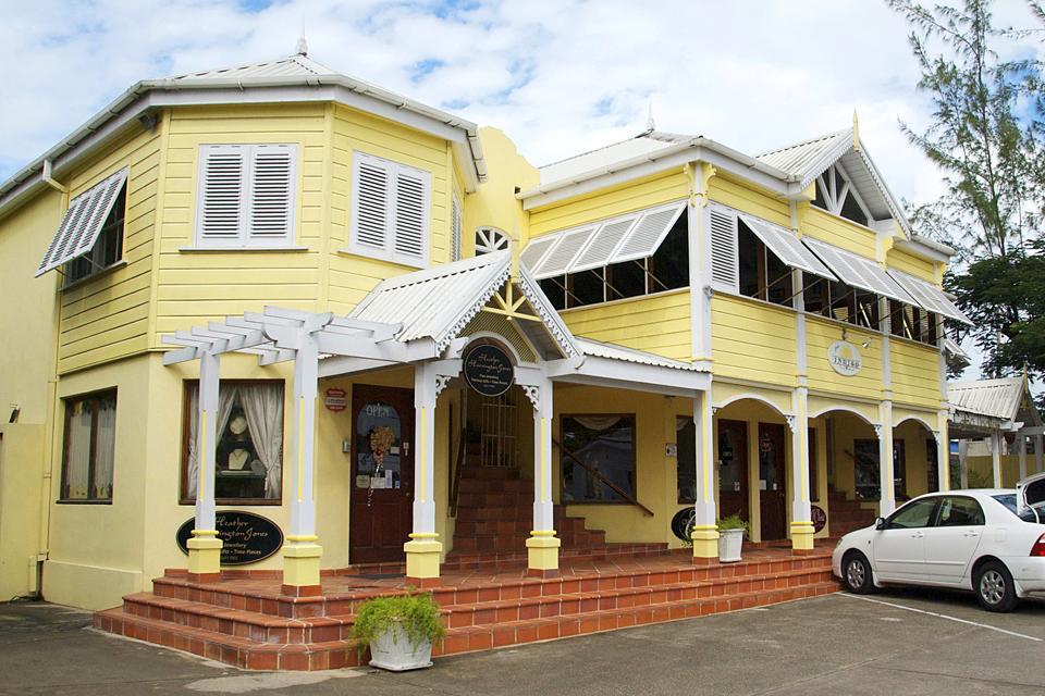 Holetown regorge de bâtiments historiques de l'époque coloniale.