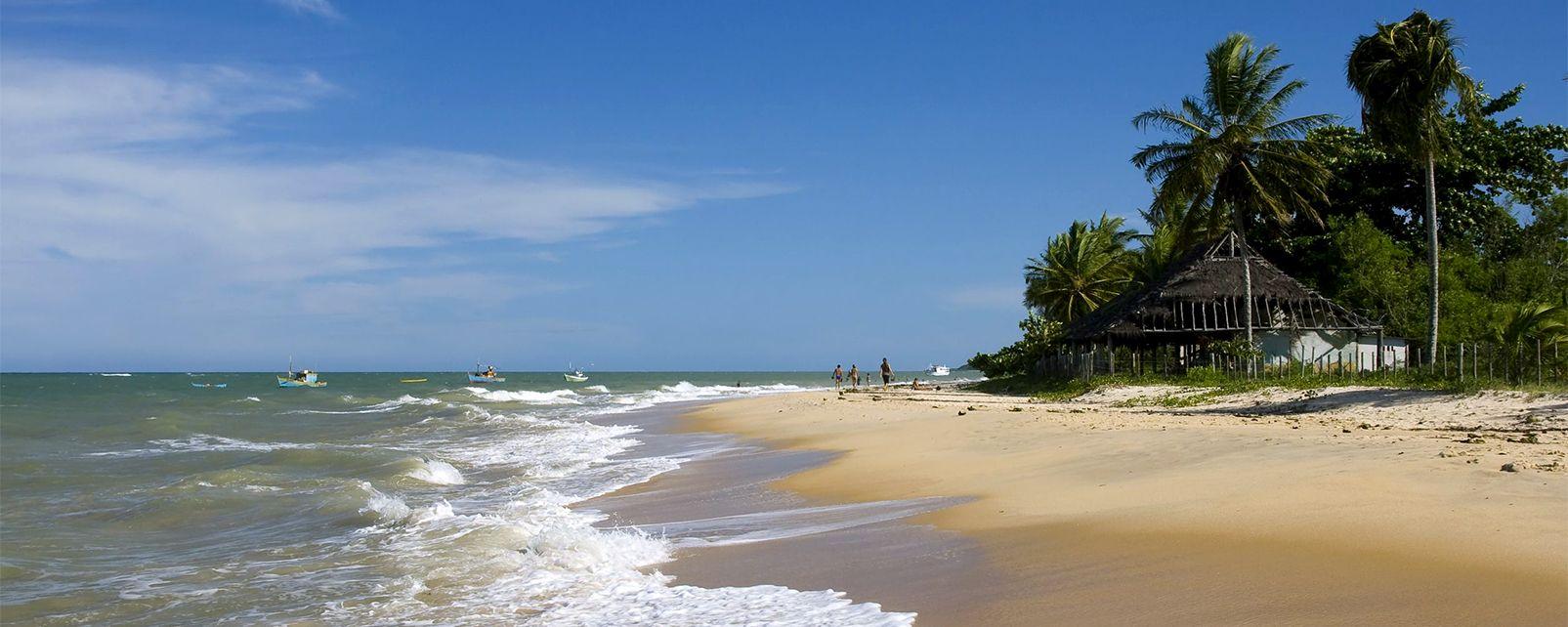 Trancoso, Brésil