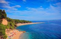 Plus grande île de la Dalmatie, Brac a su être préservée du tourisme. Avec une végétation abondante et des criques un peu partout, c'est une destination pour les voyageurs à la recherche de tranquillité. Si les hôtels n'y sont pas très nombreux, les chambres d'hôtes sont en revanche très présentes. Au centre de l'île, les carrières de pierres et les sommets comme Vidova gora sauront combler les envies ...