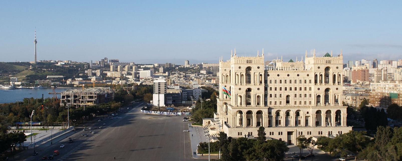 Asie; Azerbaïdjan; Bakou;