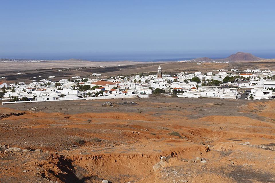 Teguise was the name of the island's last native princess.