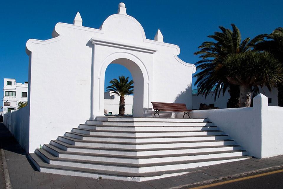 Teguise rassemble la plus grande partie du patrimoine historique de l'île avec Arrecife.