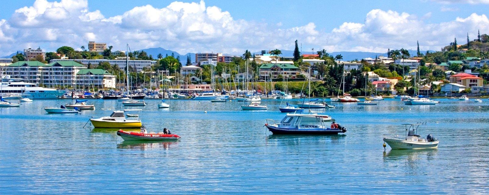Océanie; Océan Pacifique; Nouvelle-Calédonie; Nouméa;