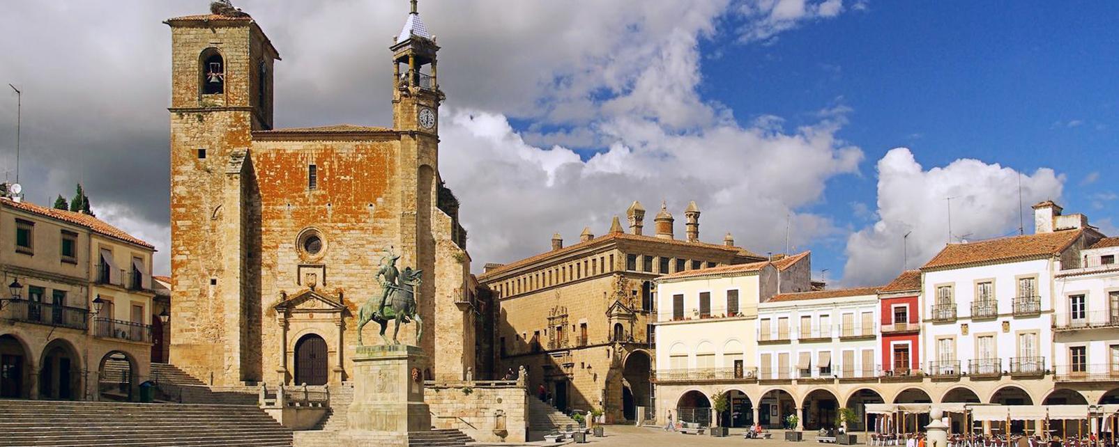 Europe; Espagne; Extremadure; Trujillo;