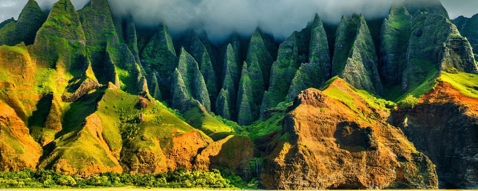 Amérique; Amérique du Nord; Etats-Unis; USA; Hawaï; Hawai; Kauai-Princeville;