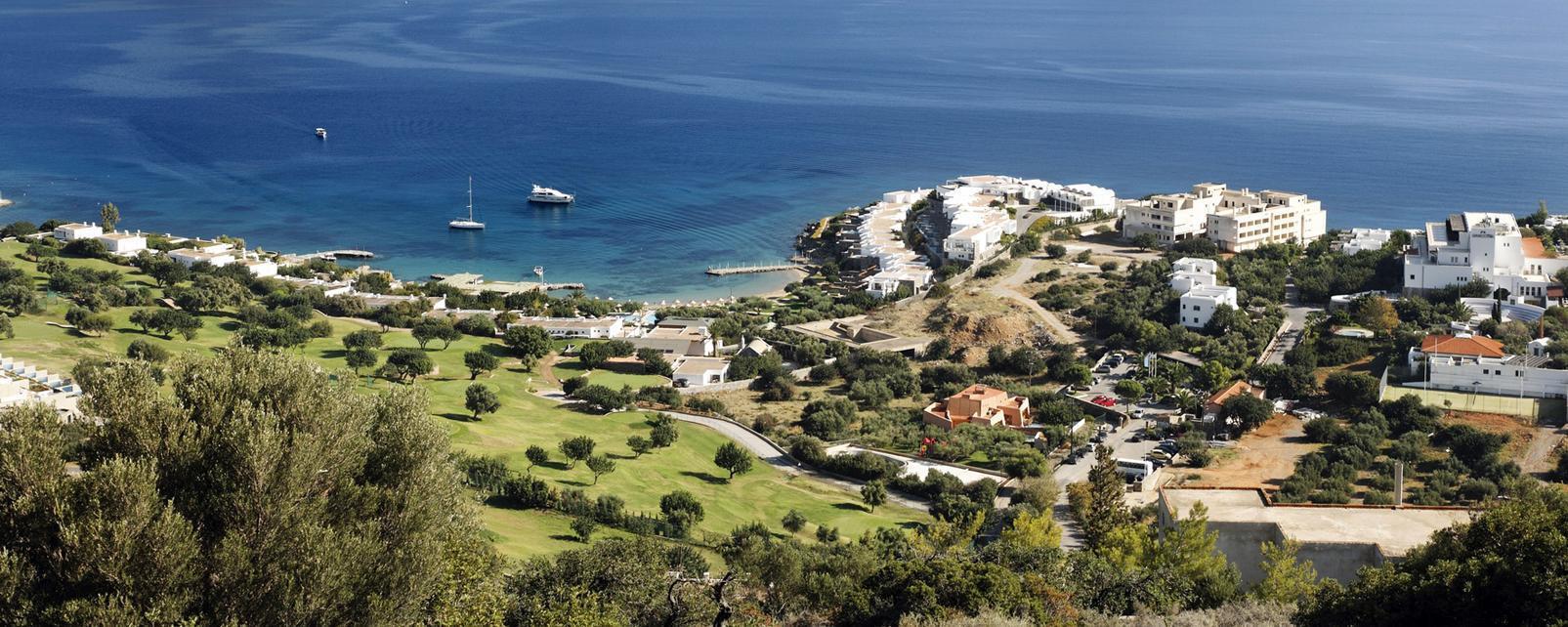 Europe; Grèce; Crète; Elounda;