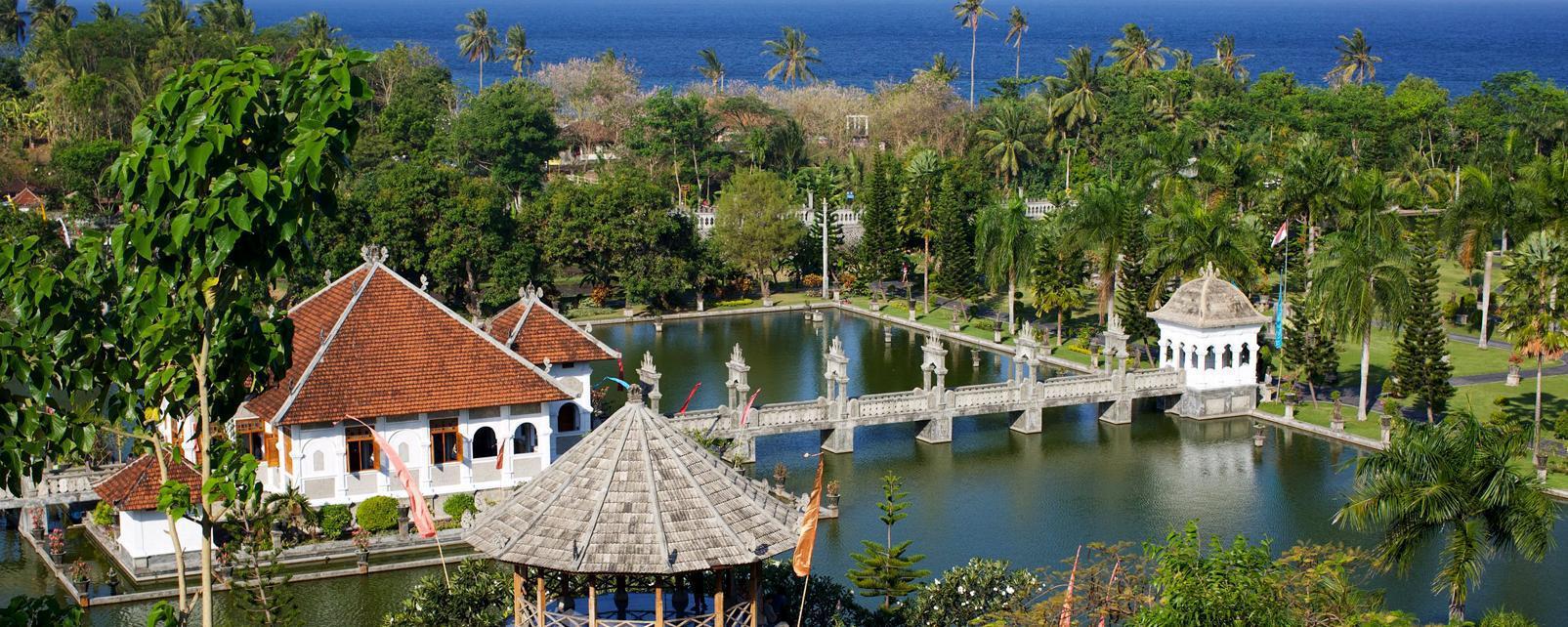 Asie; Indonésie; Bali; Candi Dasa;