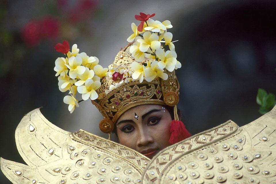 A Ubud assisterete alle migliori rappresentazioni di tutta l'isola.