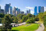Arguably the most famous park in the world, Central Park is to be enjoyed all year round and is totally free.