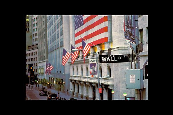 The New York Stock Exchange is the world's most important and the building is a National Landmark Monument
