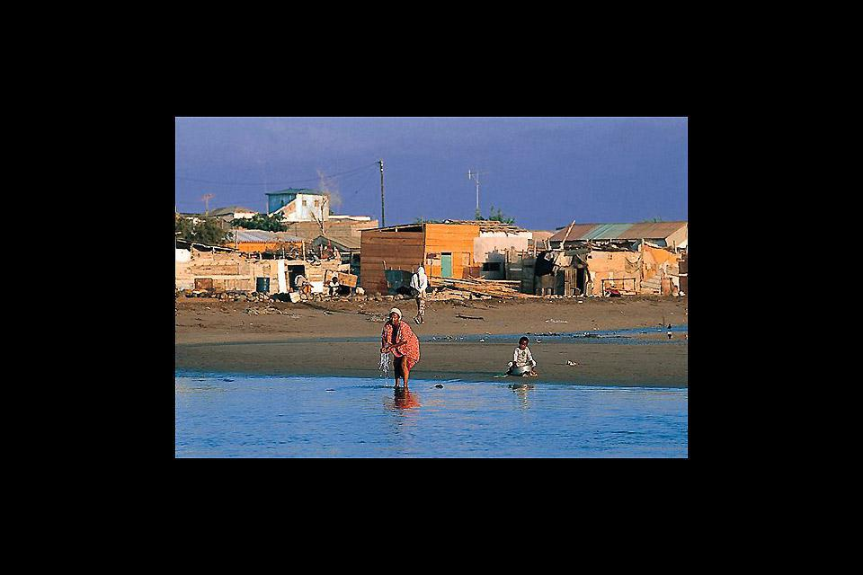 Obock est une ville littorale de Djibouti.