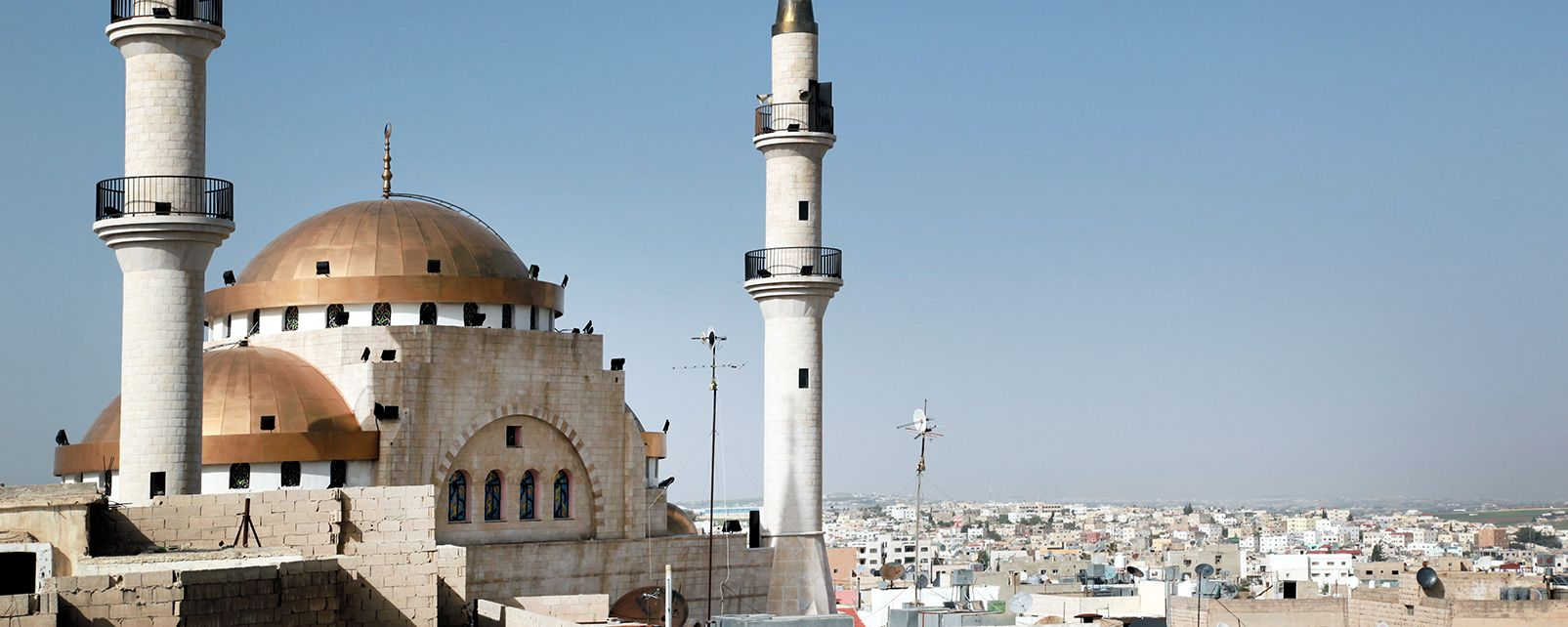 Moyen-Orient; Jordanie; Madaba;