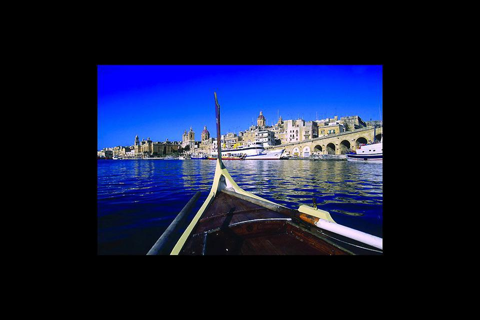 This fortress city is the capital of Malta.
