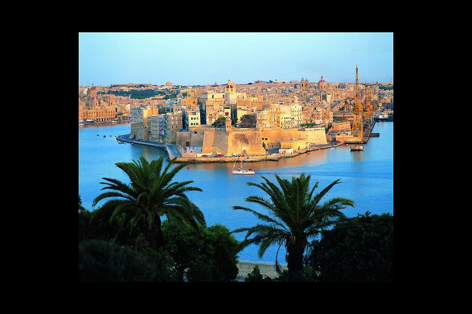 Valletta is a jewel of European architectural heritage.