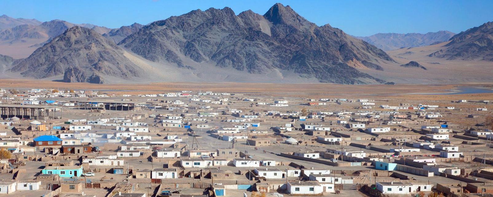 Asie; Mongolie; Oulan Bator;